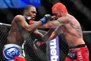 Derek Brunson went from winning on a pay-per-view main card to opening a UFC Fight Night on Facebook.