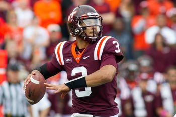 VT QB Logan Thomas
