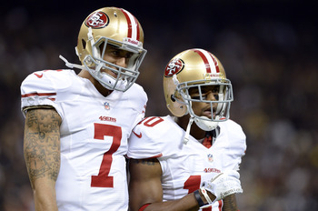 Despite all the games, the 49ers have not been able to get Kyle Williams going.