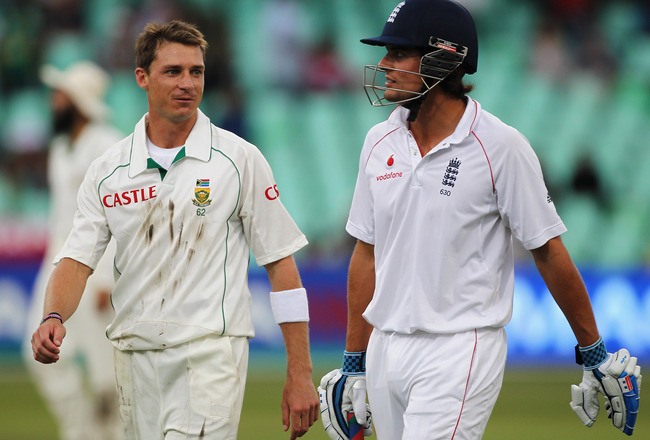 Hi-res-95421177-alastair-cook-of-england-talks-to-dale-steyn-of-south_crop_650x440