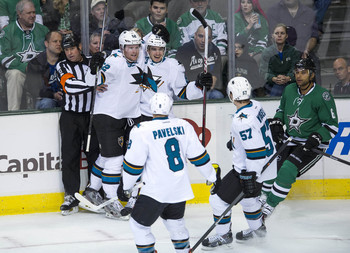 Third line production sets the Sharks apart and creates nightmares for opponents.