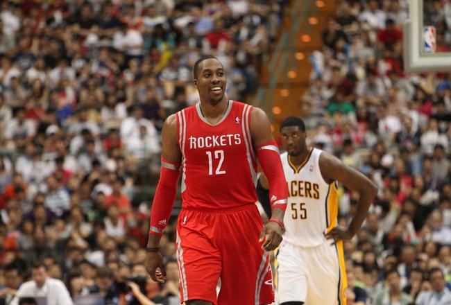 Хьюстон, НБА, Дуайт Ховард