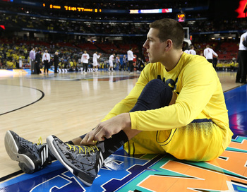 "A ""lower back condition"" has hindered Mitch McGary this offseason."