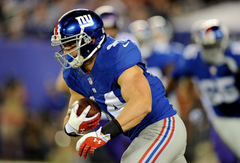 RB Peyton Hillis was able to contribute right away.