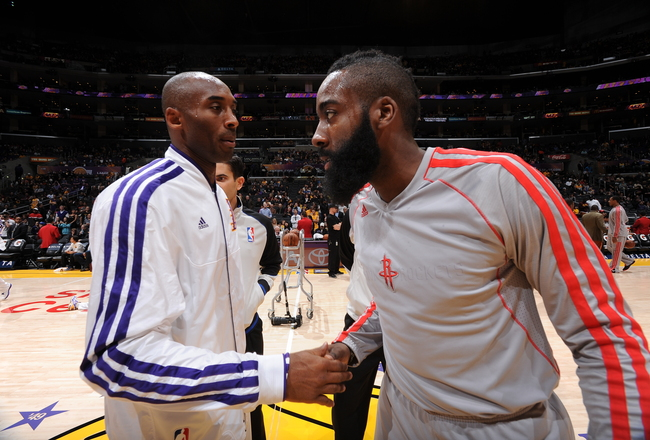 James Harden better than Kobe Bryant; items of note from NBA.com's annual ...