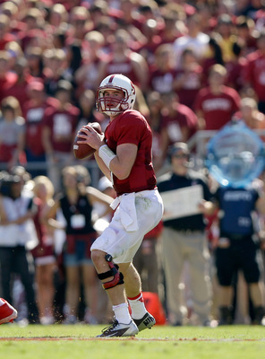 Stanford quarterback Kevin Hogan against UCLA on Oct.19.