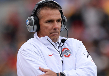 Head coach Urban Meyer