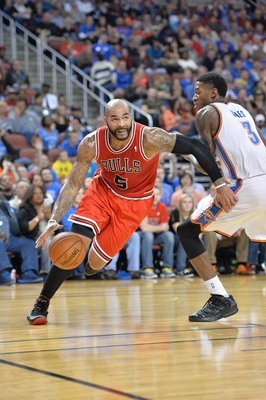 Carlos Boozer ended the week with strong performances.