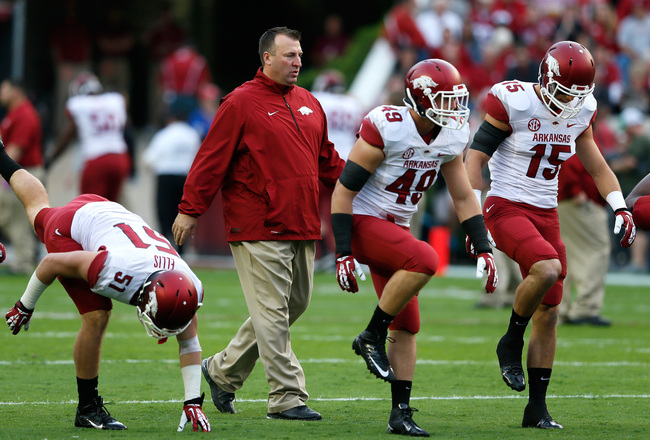 Hi-res-185361871-head-coach-bret-bielema-of-the-arkansas-razorbacks_crop_650x440