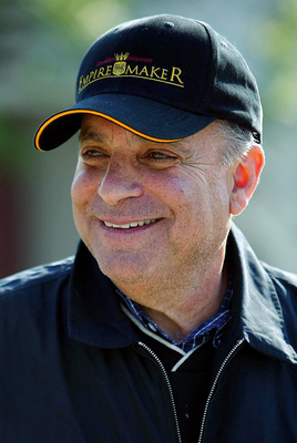 Bobby Frankel, one of the greatest trainers of all time.