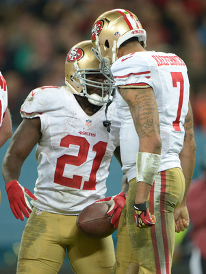 The 49ers offense is officially in rhythm.
