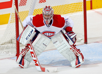 Carey Price has been excellent in 2013-14.