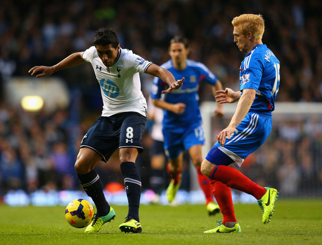 Hi-res-186027178-paul-mcshane-of-hull-city-closes-down-paulinho-of-spurs_crop_650