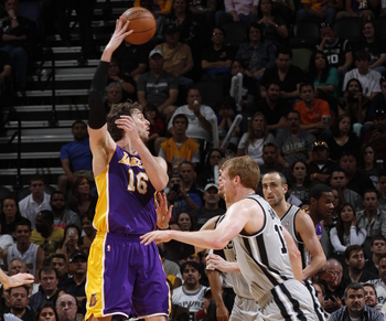 Pau Gasol is a terrific passing big man.
