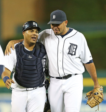 Hi-res-176582283-brayan-pena-and-joaquin-benoit-of-the-detroit-tigers_display_image