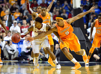 Tennessee had the most votes of any team outside of the Top 25.