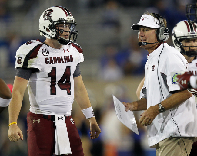 Hi-res-153102019-connor-shaw-talks-with-head-coach-steve-spurrier-of-the_crop_650