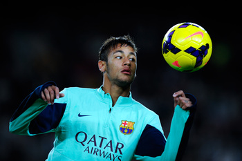 Hi-res-186576468-neymar-of-fc-barcelona-juggles-the-ball-during-the-warm_display_image