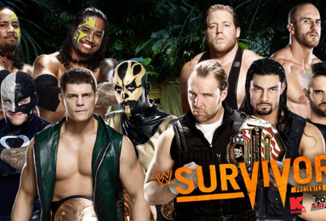 WWE Survivor Series 2013: Predicting Order of Exits in 10-Man Tag