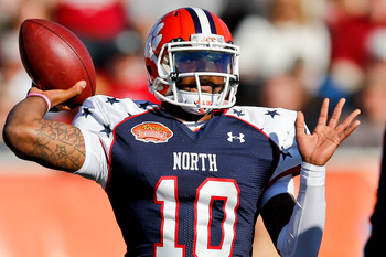 Tajh Boyd is unlikely to be drafted as a starting quarterback, but he could get a shot to compete in Jacksonville.