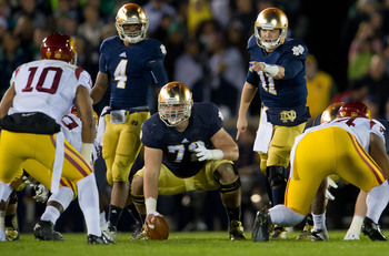 USC will host Notre Dame this year, Thanksgiving weekend.