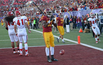 USC excelled in the redzone in 2013.
