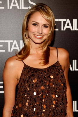 BEVERLY HILLS, CA - MARCH 20:  TV Host Stacy Keibler  arrives at DETAILS magazine 'Mavericks 2008'  issue cocktail party on March 20, 2008 at a private location in Beverly Hills, California.  (Photo by Frazer Harrison/Getty Images)