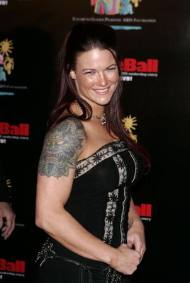 HOLLYWOOD - DECEMBER 7:   Professional wrestler Lita, born Amy Dumas, attends Dodgeball: The Celebrity Tournament to benefit the Elizabeth Glaser Pediatric Aids Foundation and celebrate the DVD Release of 'Dodgeball: A True Underdog Story' at the Hollywoo
