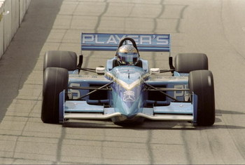 19 Jul 1998:  Greg Moore of Team Player''s Forsythe Racing driving the Reynard Mercedes 98I during the CART - Molson Indy Toronto in Toronto, Canada. Mandatory Credit: Jamie Squire  /Allsport