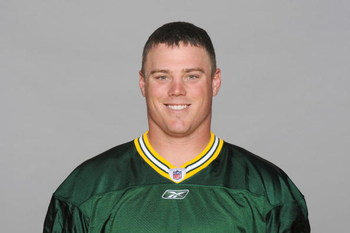 GREEN BAY, WI - 2009:  Korey Hall of the Green Bay Packers poses for his 2009 NFL headshot at photo day in Green Bay, Wisconsin.  (Photo by NFL Photos)  