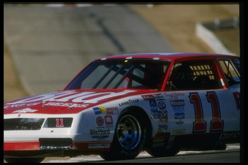 Undated:  NASCAR driver Darrell Waltrip. Mandatory Credit: Mike Powell  /Allsport