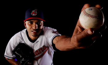 WINTER HAVEN, FL - FEBRUARY 27: Rafael Perez #53 of the Cleveland Indians poses for a portrait during the Cleveland Indians photo day on February 27, 2007 at Chain of Lakes Park in Winter Haven, Florida.  (Photo by Carlo Allegri/Getty Images)