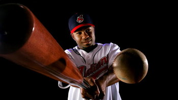 WINTER HAVEN, FL - FEBRUARY 27: Josh Barfield #29 of the Cleveland Indians poses for a portrait during the Cleveland Indians photo day on February 27, 2007 at Chain of Lakes Park in Winter Haven, Florida.  (Photo by Carlo Allegri/Getty Images)