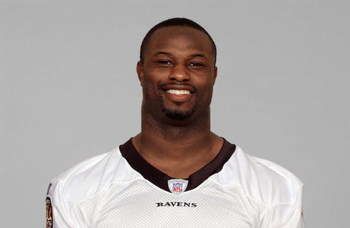BALTIMORE - 2006:  Bart Scott of the Baltimore Ravens poses for his 2006 NFL headshot at photo day in Baltimore, Maryland. (Photo by Getty Images)