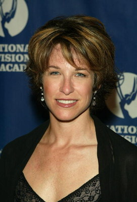 NEW YORK - APRIL 19:  Sports announcer Suzy Kolber attends the 25th Annual Sports Emmy Awards April 19, 2004 in New York City.  (Photo by Peter Kramer/Getty Images)