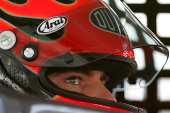 DOVER, DE - MAY 30:  Jeff Gordon sits in the #24 DuPont Chevrolet during practice for the NASCAR Sprint Cup Series Autism Speaks 400 at Dover International Speedway on May 30, 2009 in Dover, Delaware.  (Photo by Chris Trotman/Getty Images for NASCAR)