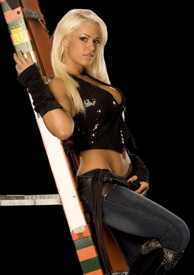 Maryse might be a Divas champion, but she is not the hottest diva of them ...