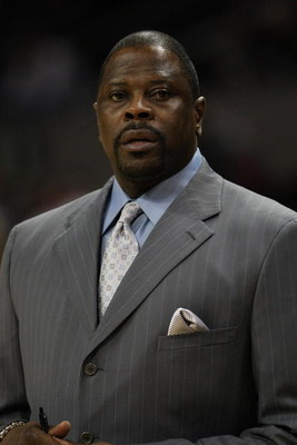 SAN ANTONIO - JANUARY 11:  Patrick Ewing of the Orlando Magic during play against the San Antonio Spurs on January 11, 2009 at AT&T Center in San Antonio, Texas.  NOTE TO USER: User expressly acknowledges and agrees that, by downloading and/or using this