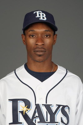 PORT CHARLOTTE, FLORIDA - FEBRUARY 20:  B.J. Upton #2 of the Tampa Bay Rays poses during Photo Day on February 20, 2009 at the Charlotte County Sports Park in Port Charlotte, Florida. (Photo by: Nick Laham/Getty Images)