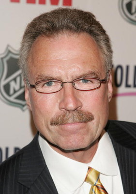 NEW YORK - SEPTEMBER 27:  Bill Clement attends the NHL/FHM Game On Party presented by Cold-fX at Marquee September 27, 2006 in New York City. The event celebrated the start of the 2006-2007 National Hockey League season and featured dozens of NHL players,