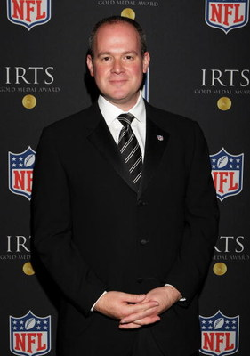 NEW YORK - SEPTEMBER 18:  Rich Eisen of the NFL Network attends the IRTS Gold Metal Award Gala September 18, 2008 at the Waldorf-Astoria in New York City.  (Photo by Mike Stobe/Getty Images)