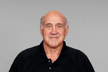 BALTIMORE - 2008:  Greg Mattison of the Baltimore Ravens poses for his 2008 NFL headshot at photo day in Baltimore, Maryland.  (Photo by Getty Images)