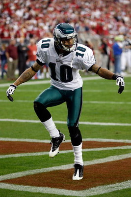 Andy says DeSean will be doing the jerk at Lehigh next month.