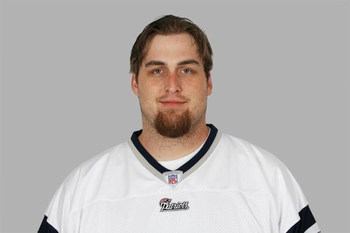 FOXBOROUGH, MA - 2008:  Nick Kaczur of the New England Patriots poses for his 2008 NFL headshot at photo day in Foxborough, Massachusetts.  (Photo by Getty Images)