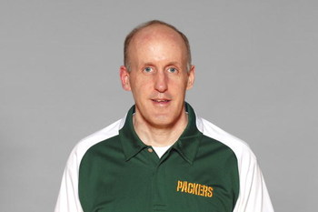 GREEN BAY, WI - 2008:  Joe Philbin of the Green Bay Packers poses for his 2008 NFL headshot at photo day in Green Bay, Wisconsin.  (Photo by Getty Images)