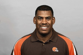 CLEVELAND - 2006:  Mel Tucker of the Cleveland Browns poses for his 2006 NFL headshot at photo day in Cleveland, Ohio. (Photo by Getty Images)
