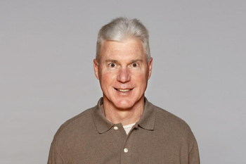 GREEN BAY, WI - 2008:  Ted Thompson of the Green Bay Packers poses for his 2008 NFL headshot at photo day in Green Bay, Wisconsin.  (Photo by Getty Images)