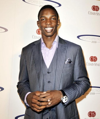 LOS ANGELES, CA - JUNE 07:  Basketball player Hasheem Thabeet arrives at the Cedars-Sinai Medical Center's 24th Annual Sports Spectacular at the Century Plaza Hotel on June 7, 2009 in Los Angeles, California.  (Photo by Kevin Winter/Getty Images)