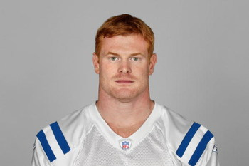 INDIANAPOLIS - 2007:  Rocky Boiman of the Indianapolis Colts poses for his 2007 NFL headshot at photo day in Indianapolis, Indiana.  (Photo by Getty Images)
