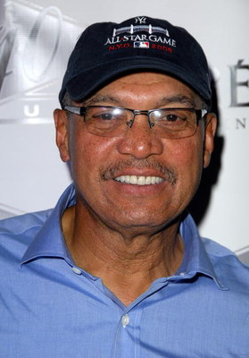 NEW YORK - JULY 14:  NEW YORK - JULY 14 Major League Hall of Fame baseball player Reggie Jackson attends the 2008 MLB All-Star Week's Alex Rodriguez party at the 40/40 Club on July 14, 2008 in New York City.  (Photo by Joe Corrigan/Getty Images)